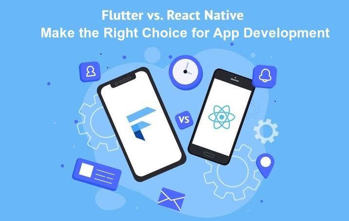 React Native Vs Flutter Make the Right Choice for App Development in 2020