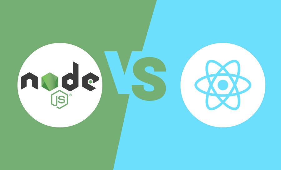 Node Js Vs. ReactJs Comparison Which To Choose For Your Js Project